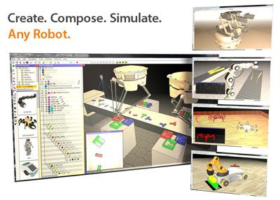 V-REP Robot Simulator