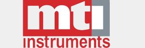 MTI Instruments Inc. logo.