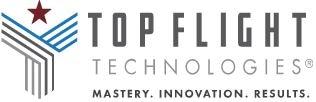 Top Flight Technologies logo.