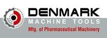 Denmark Machine Tools logo.