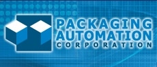 Packaging Automation Corporation logo.