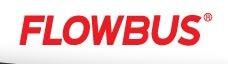 Flowbus Corporation logo.