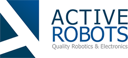 Active Robots Limited logo.