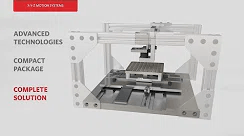 Custom X-Y-Z Motion Systems with High Throughput, Extreme Accuracy, and Repeatability